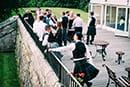 Mandy + Allan - a Kinnettles Castle wedding 53