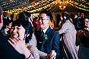 Mandy + Allan - a Kinnettles Castle wedding 59