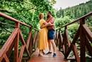 Wendy + Chris - A Benmore Botanic Garden Pre-wedding 30