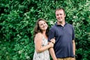 Happy engagement session | New England engagement photographer