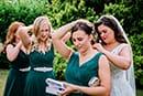 Melissa + Gareth - An Intimate Backyard Wedding, Johnstone 64