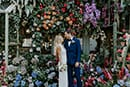 chelsea old town hall micro wedding elopement in London by Chloe Ely Photography